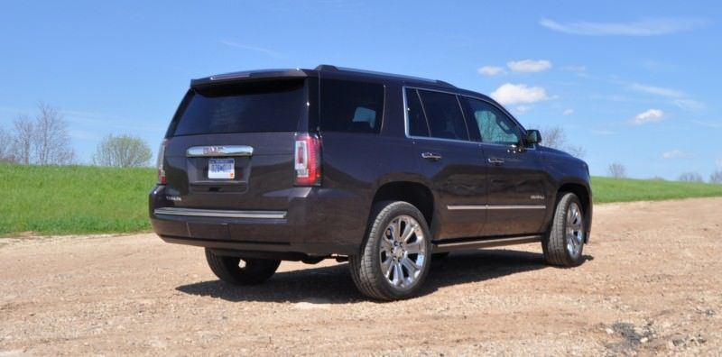 Car-Revs-Daily.com Reviews the 2015 GMC Yukon Denali 21