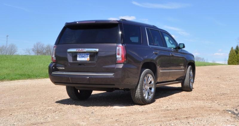 Car-Revs-Daily.com Reviews the 2015 GMC Yukon Denali 22