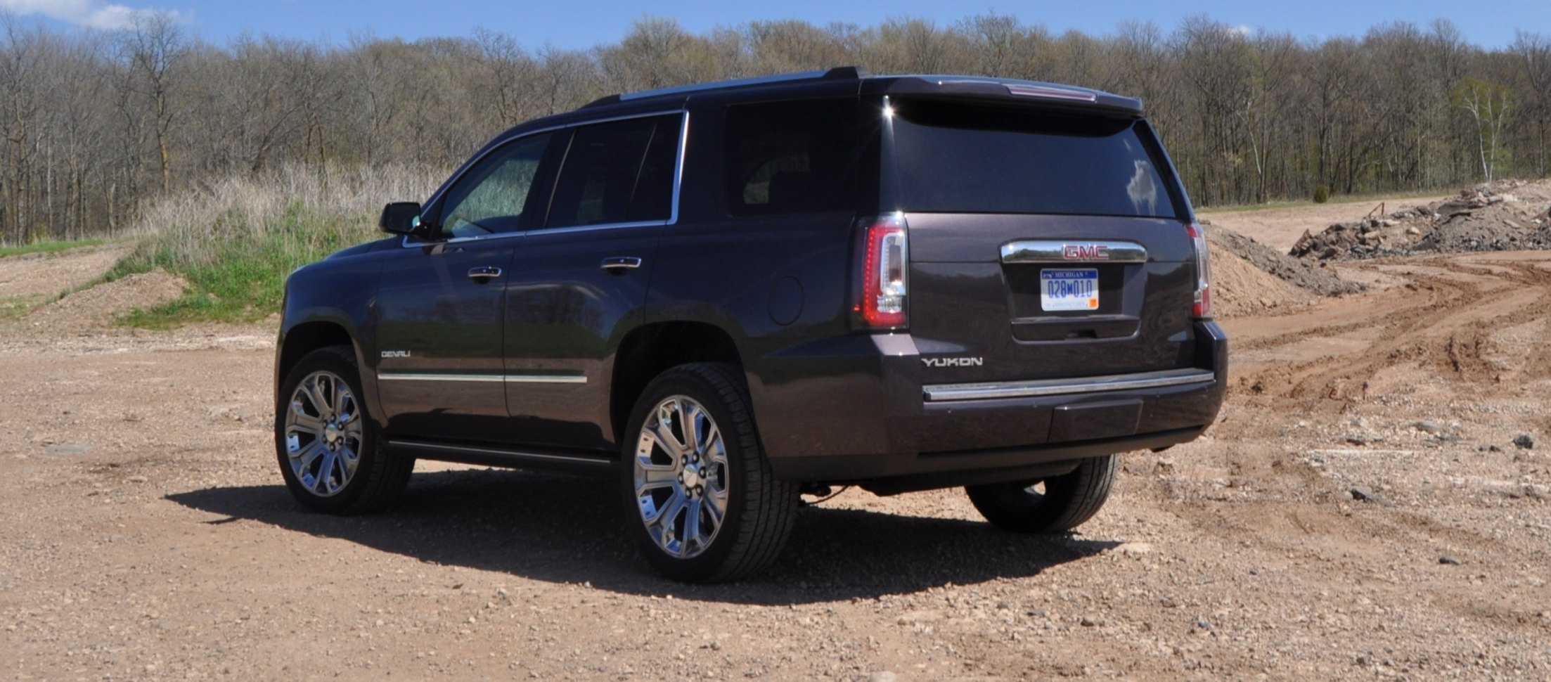 Road Test Review - 2015 GMC Yukon Denali Is 6.2-Second, 6 ...