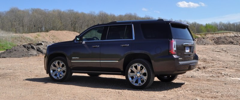 Car-Revs-Daily.com Reviews the 2015 GMC Yukon Denali 33