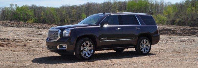 Car-Revs-Daily.com Reviews the 2015 GMC Yukon Denali 44