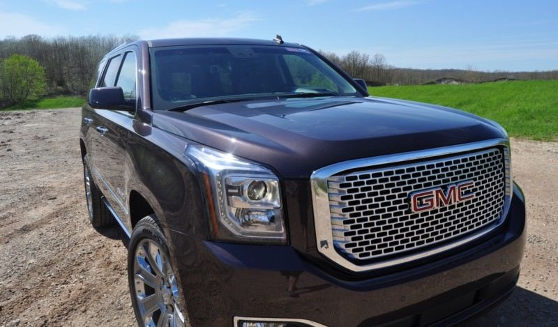 Car-Revs-Daily.com Reviews the 2015 GMC Yukon Denali 57