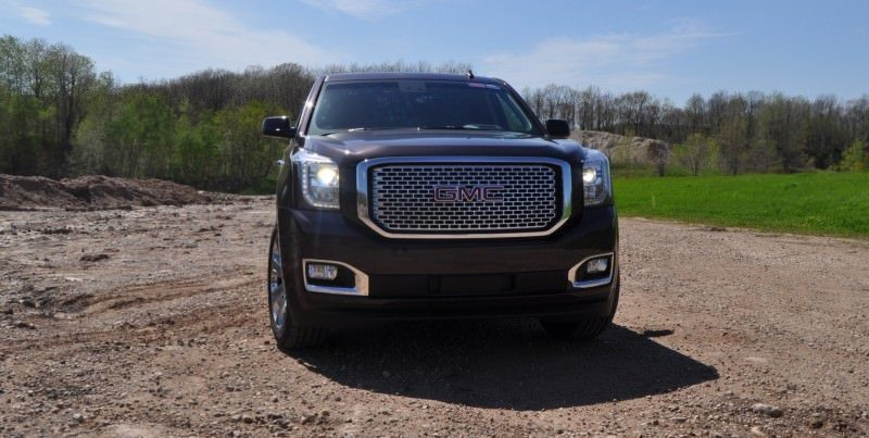 Car-Revs-Daily.com Reviews the 2015 GMC Yukon Denali 5