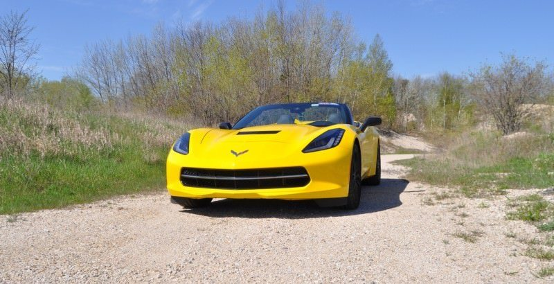 Car-Revs-Daily.com Road Test Review - 2014 Chevrolet Corvette Stingray Convertible 2