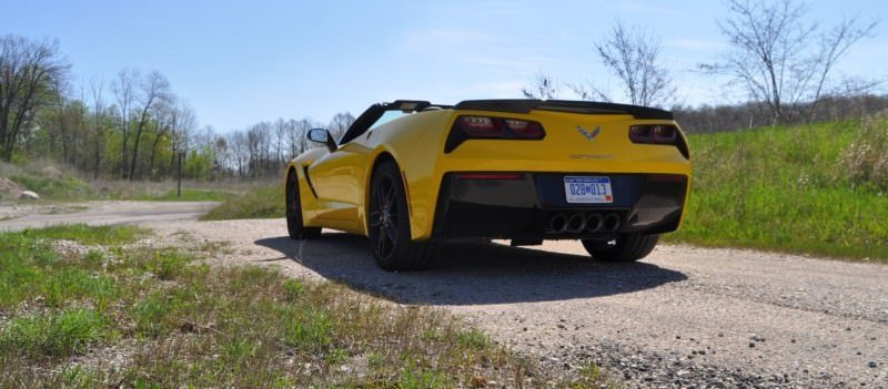 Car-Revs-Daily.com Road Test Review - 2014 Chevrolet Corvette Stingray Convertible 22