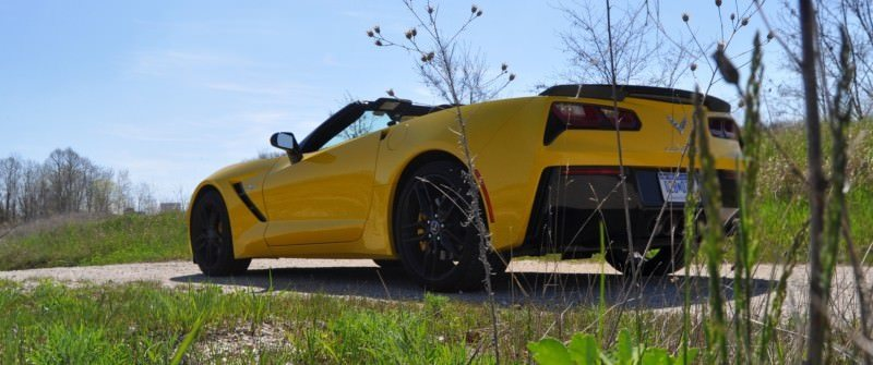 Car-Revs-Daily.com Road Test Review - 2014 Chevrolet Corvette Stingray Convertible 23