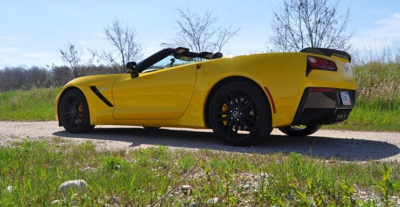Car-Revs-Daily.com Road Test Review - 2014 Chevrolet Corvette Stingray Convertible 24