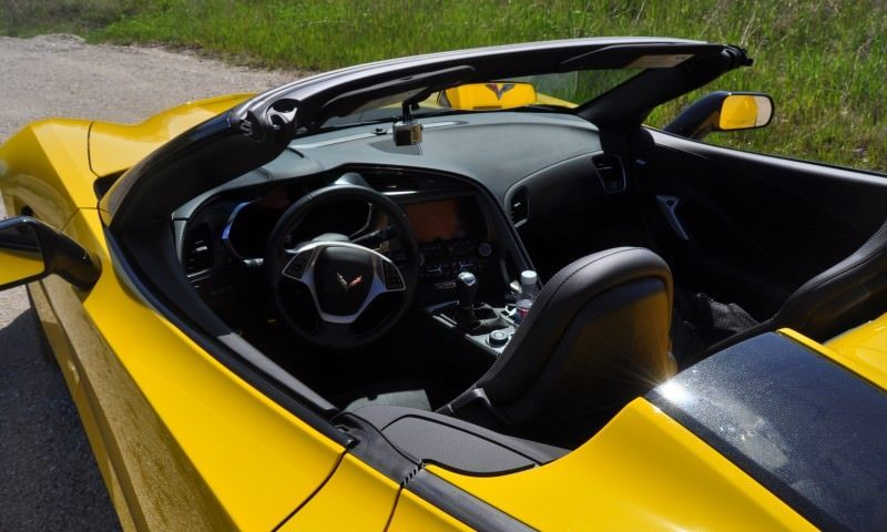Car-Revs-Daily.com Road Test Review - 2014 Chevrolet Corvette Stingray Convertible 31