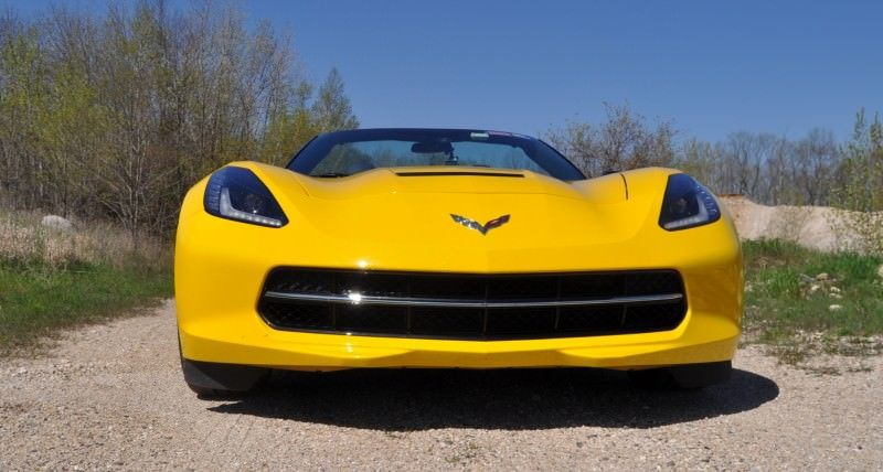 Car-Revs-Daily.com Road Test Review - 2014 Chevrolet Corvette Stingray Convertible 33
