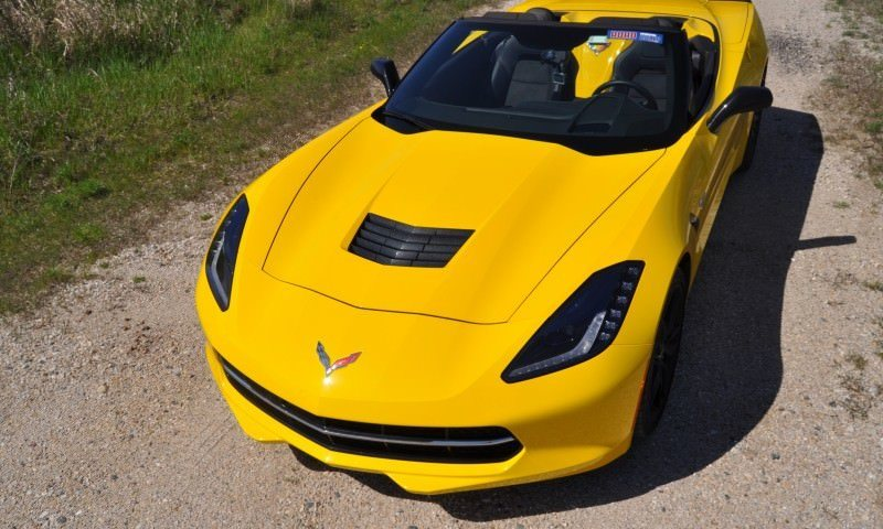 Car-Revs-Daily.com Road Test Review - 2014 Chevrolet Corvette Stingray Convertible 36