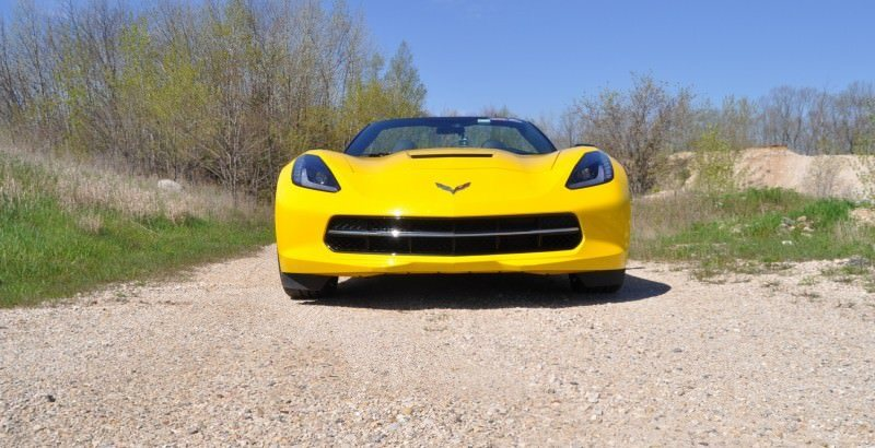 Car-Revs-Daily.com Road Test Review - 2014 Chevrolet Corvette Stingray Convertible 4