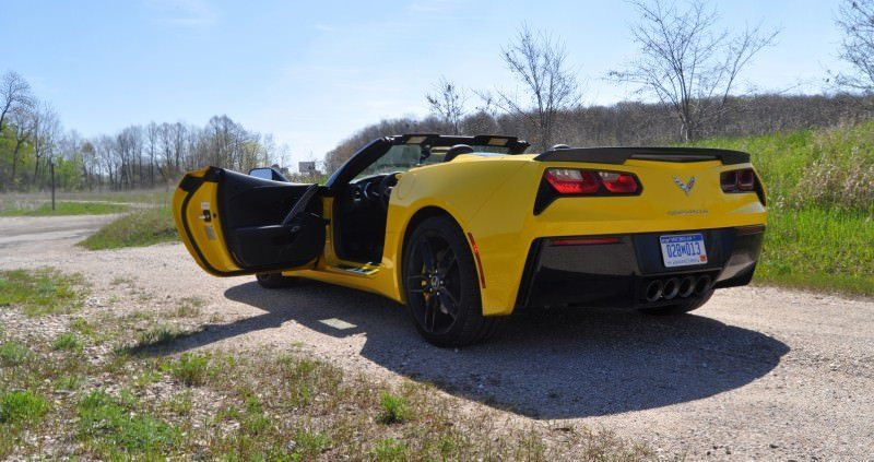 Car-Revs-Daily.com Road Test Review - 2014 Chevrolet Corvette Stingray Convertible 43