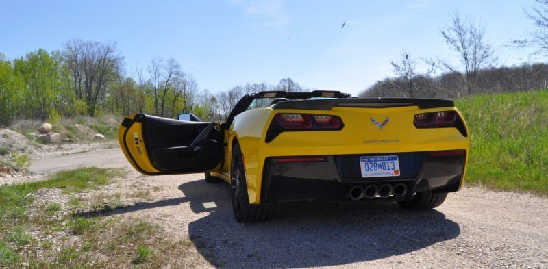 Car-Revs-Daily.com Road Test Review - 2014 Chevrolet Corvette Stingray Convertible 44
