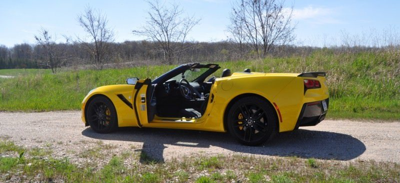 Car-Revs-Daily.com Road Test Review - 2014 Chevrolet Corvette Stingray Convertible 47