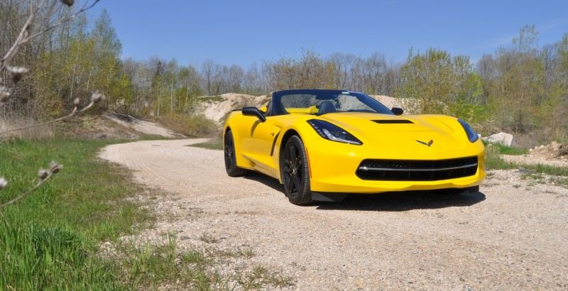 Car-Revs-Daily.com Road Test Review - 2014 Chevrolet Corvette Stingray Convertible 6