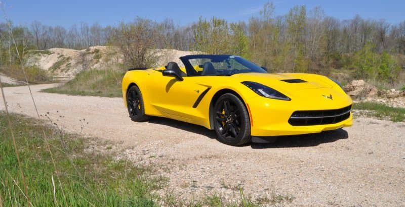 Car-Revs-Daily.com Road Test Review - 2014 Chevrolet Corvette Stingray Convertible 7