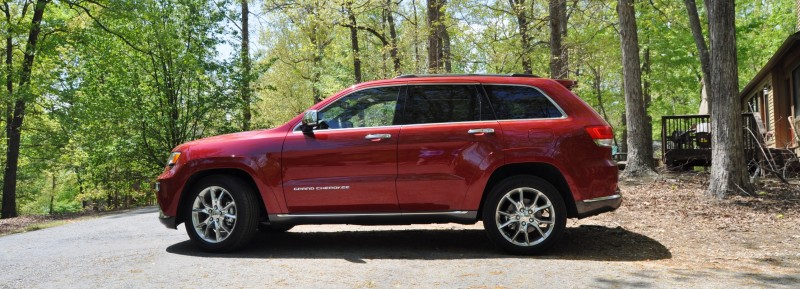 Car-Revs-Daily.com Road Test Review - 2014 Jeep Grand Cherokee Summit V6 12