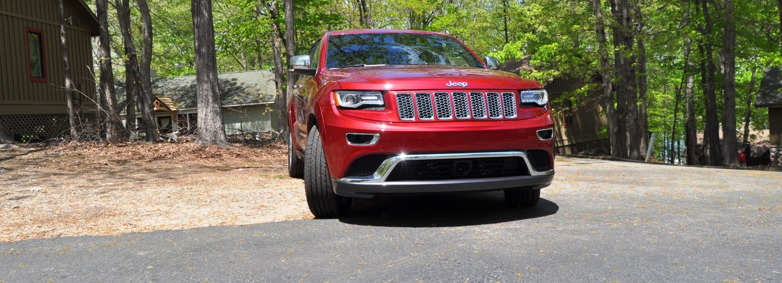 revs road test review 2014 jeep grand cherokee summit v6 2. Cars Review. Best American Auto & Cars Review