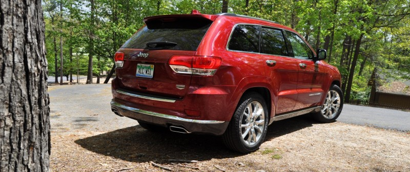 Car-Revs-Daily.com Road Test Review - 2014 Jeep Grand Cherokee Summit V6 22