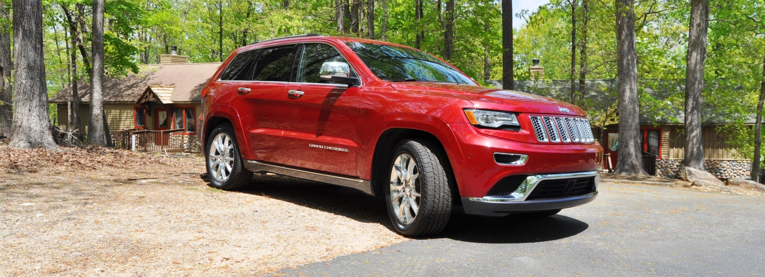 ... Car Revs Daily.com Road Test Review   2014 Jeep Grand Cherokee Summit  ...
