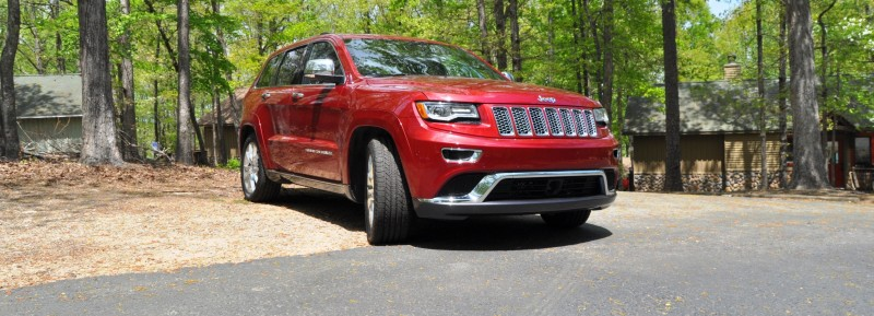 Car-Revs-Daily.com Road Test Review - 2014 Jeep Grand Cherokee Summit V6 29