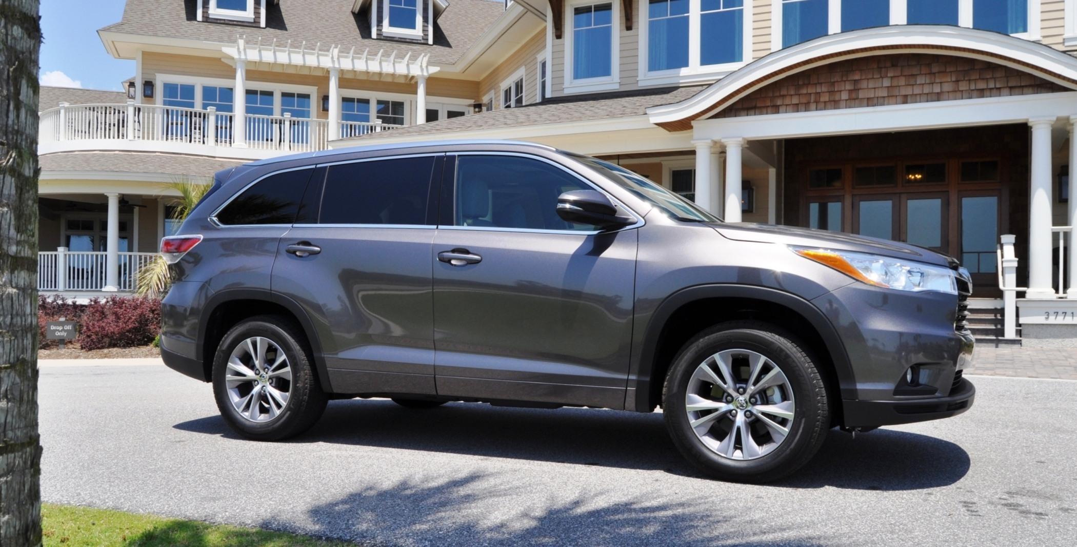 Car-Revs-Daily.com Road Test Review - 2014 Toyota Highlander XLE V6 78