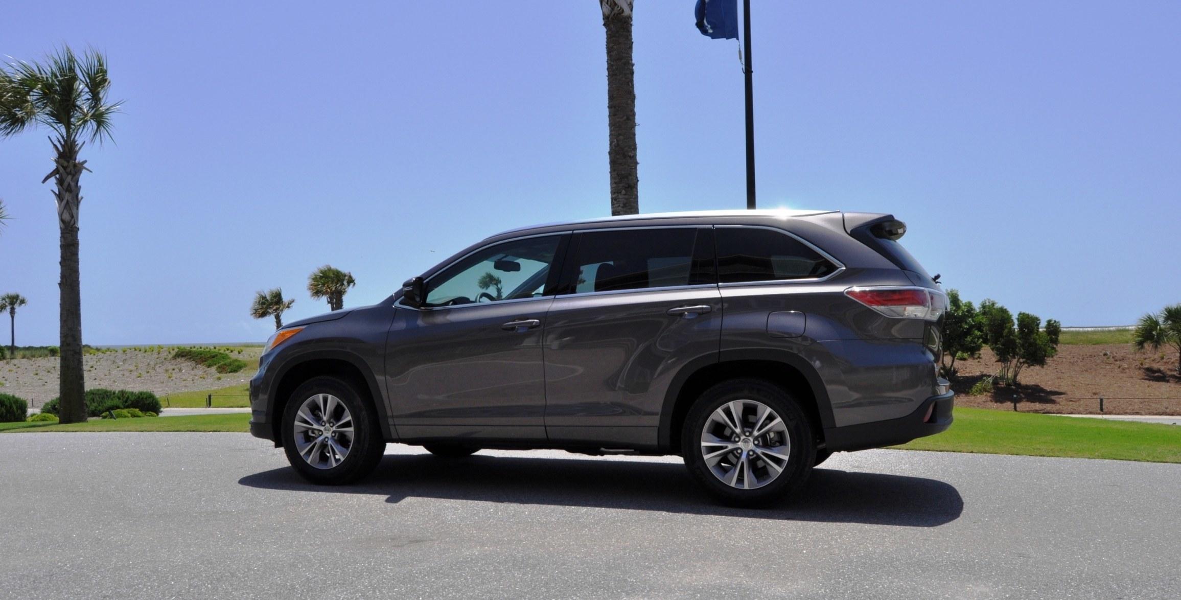 Car-Revs-Daily.com Road Test Review - 2014 Toyota Highlander XLE V6 87