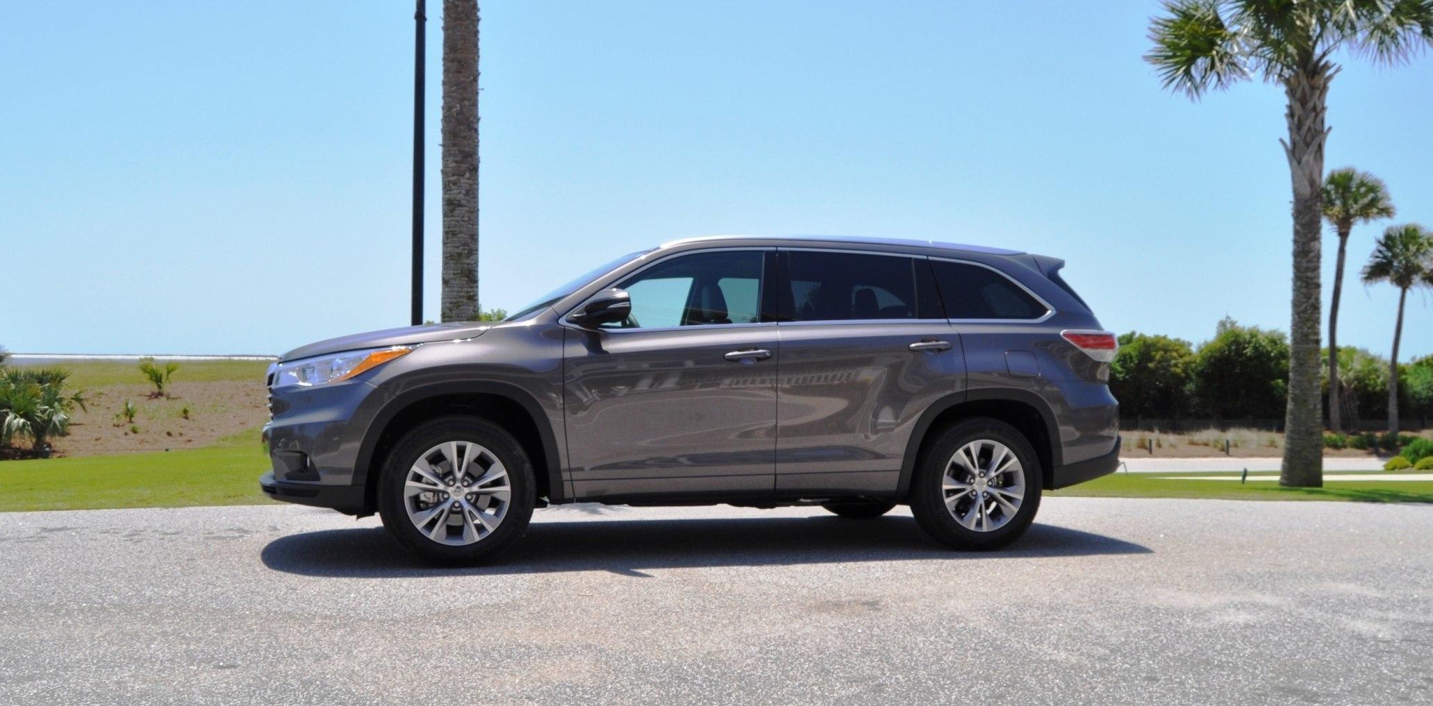 Car-Revs-Daily.com Road Test Review - 2014 Toyota Highlander XLE V6 89