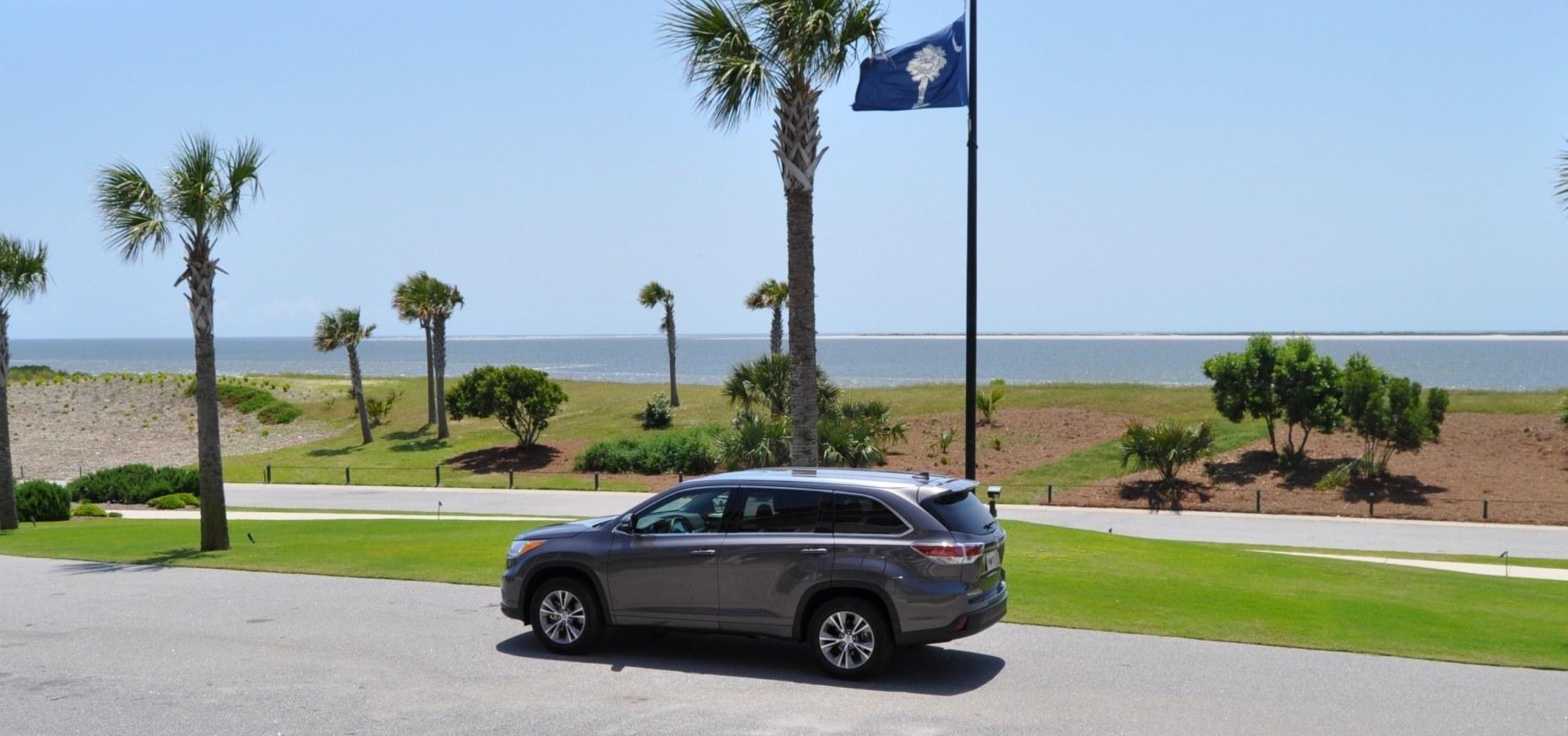Car-Revs-Daily.com Road Test Review - 2014 Toyota Highlander XLE V6 94