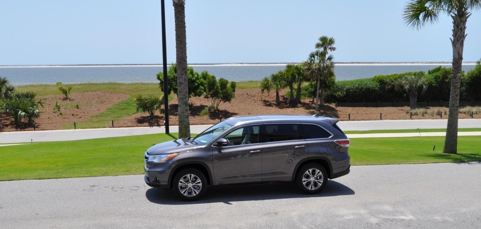 Car-Revs-Daily.com Road Test Review - 2014 Toyota Highlander XLE V6 95