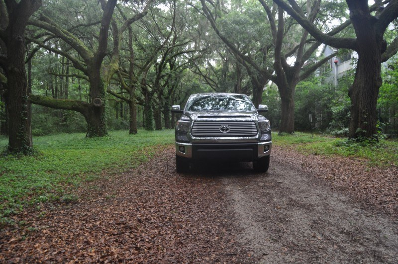 Car-Revs-Daily.com Road Test Review - 2014 Toyota Tundra 5.7L V8 CrewMax Limited 12