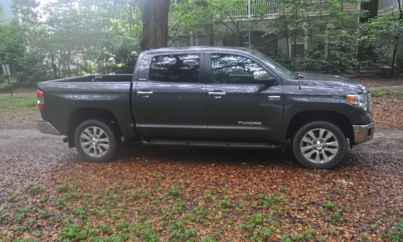 Car-Revs-Daily.com Road Test Review - 2014 Toyota Tundra 5.7L V8 CrewMax Limited 13