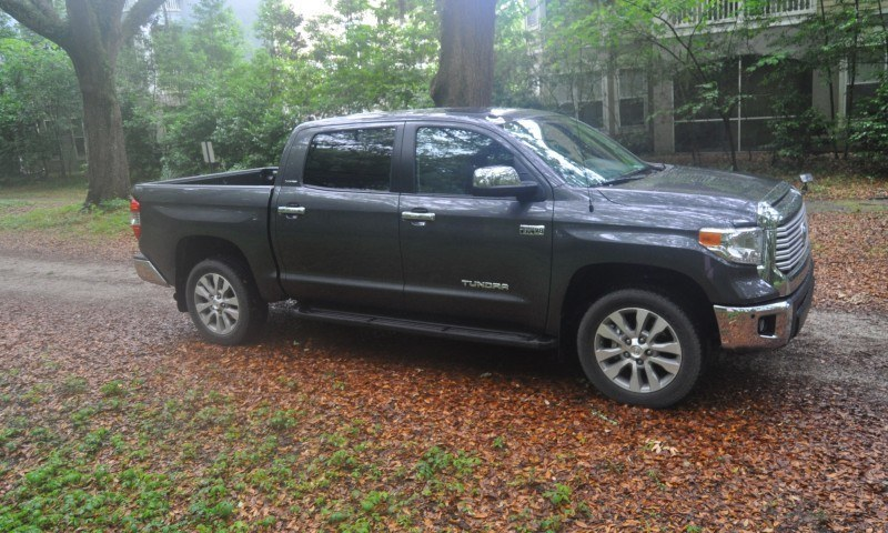 Car-Revs-Daily.com Road Test Review - 2014 Toyota Tundra 5.7L V8 CrewMax Limited 14