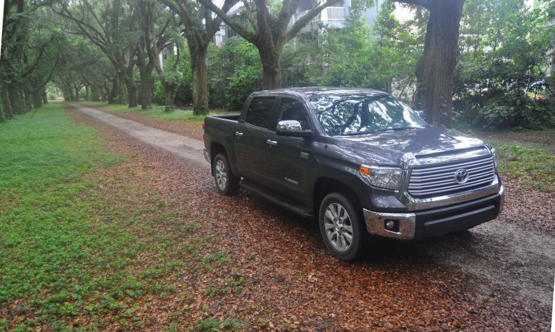 Car-Revs-Daily.com Road Test Review - 2014 Toyota Tundra 5.7L V8 CrewMax Limited 15