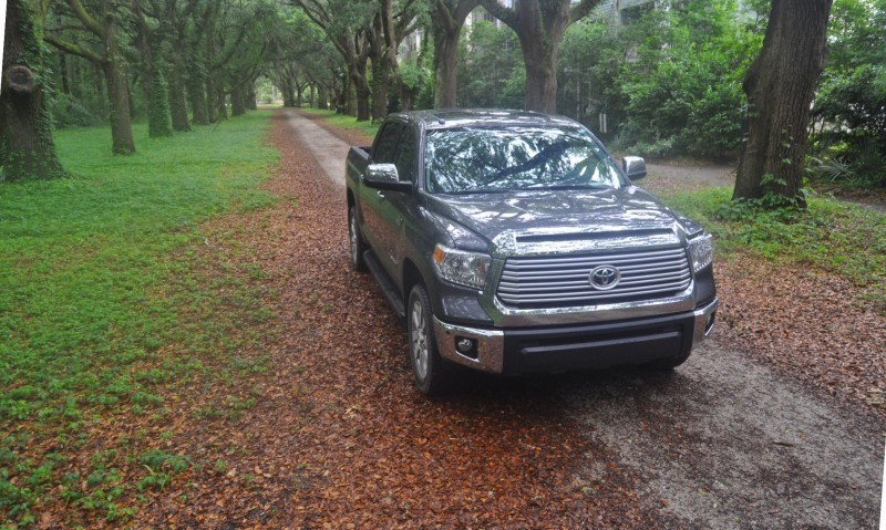 Car-Revs-Daily.com Road Test Review - 2014 Toyota Tundra 5.7L V8 CrewMax Limited 16