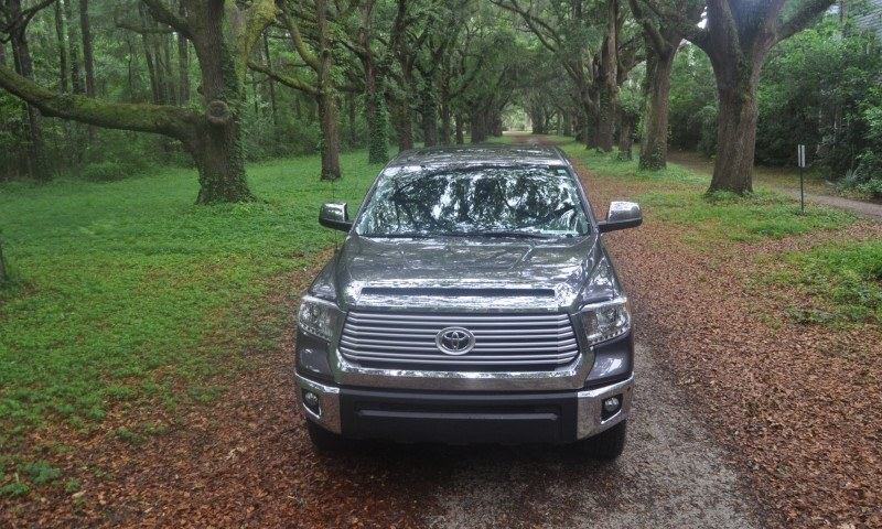 Car-Revs-Daily.com Road Test Review - 2014 Toyota Tundra 5.7L V8 CrewMax Limited 18