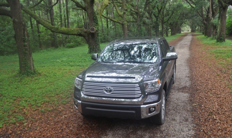 Car-Revs-Daily.com Road Test Review - 2014 Toyota Tundra 5.7L V8 CrewMax Limited 19