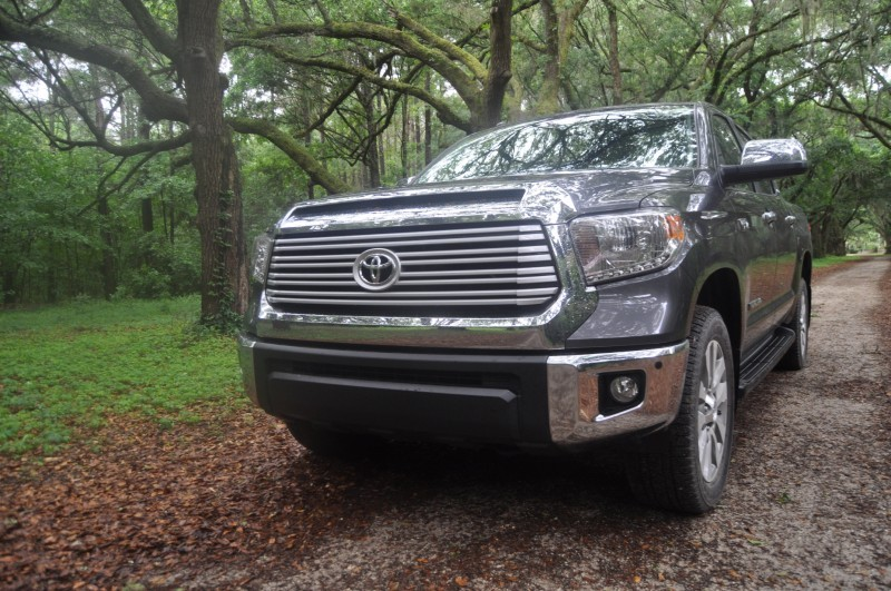 Car-Revs-Daily.com Road Test Review - 2014 Toyota Tundra 5.7L V8 CrewMax Limited 21