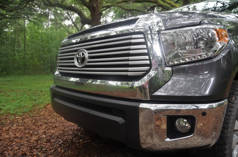 Car-Revs-Daily.com Road Test Review - 2014 Toyota Tundra 5.7L V8 CrewMax Limited 22