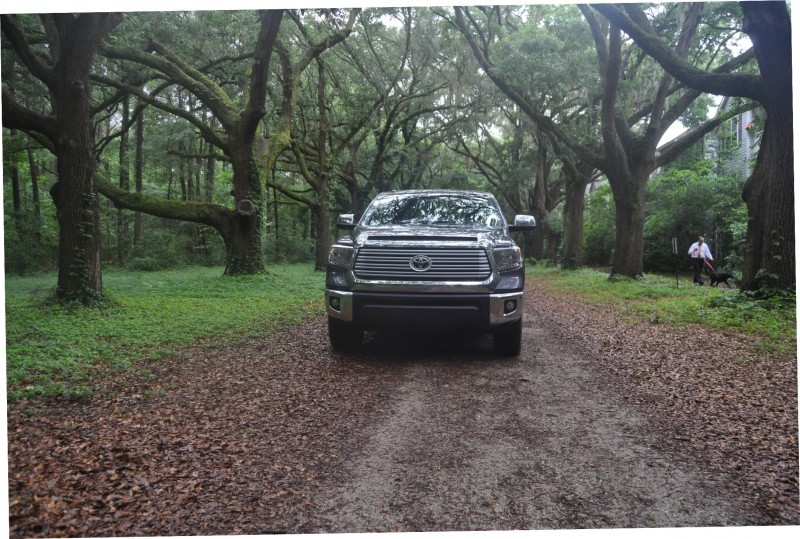 Car-Revs-Daily.com Road Test Review - 2014 Toyota Tundra 5.7L V8 CrewMax Limited 23