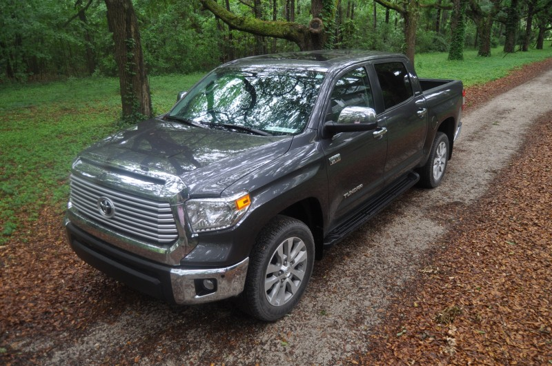 Car-Revs-Daily.com Road Test Review - 2014 Toyota Tundra 5.7L V8 CrewMax Limited 26