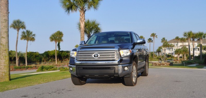 Car-Revs-Daily.com Road Test Review - 2014 Toyota Tundra 5.7L V8 CrewMax Limited 27