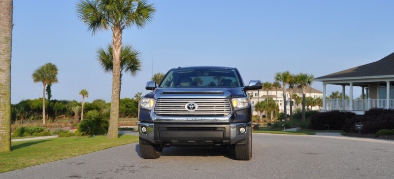 Car-Revs-Daily.com Road Test Review - 2014 Toyota Tundra 5.7L V8 CrewMax Limited 28