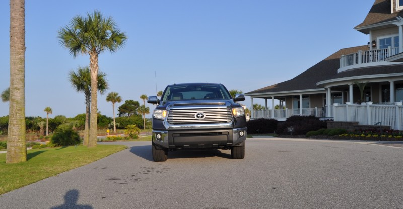Car-Revs-Daily.com Road Test Review - 2014 Toyota Tundra 5.7L V8 CrewMax Limited 29