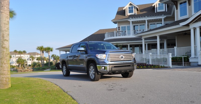 Car-Revs-Daily.com Road Test Review - 2014 Toyota Tundra 5.7L V8 CrewMax Limited 31