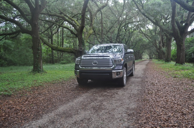 Car-Revs-Daily.com Road Test Review - 2014 Toyota Tundra 5.7L V8 CrewMax Limited 34