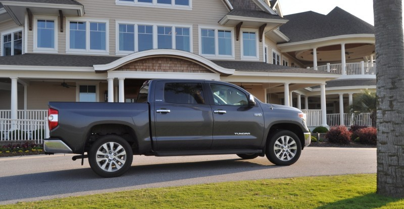 Car-Revs-Daily.com Road Test Review - 2014 Toyota Tundra 5.7L V8 CrewMax Limited 35