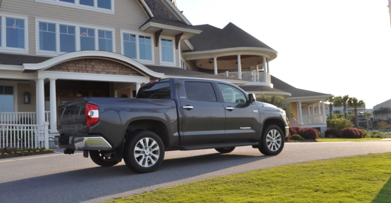 Car-Revs-Daily.com Road Test Review - 2014 Toyota Tundra 5.7L V8 CrewMax Limited 36