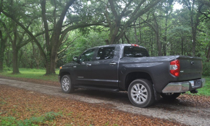Car-Revs-Daily.com Road Test Review - 2014 Toyota Tundra 5.7L V8 CrewMax Limited 4