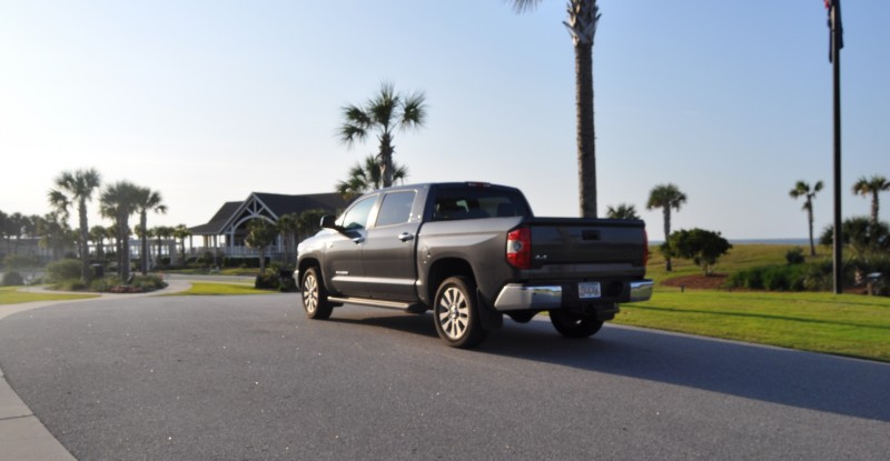 Car-Revs-Daily.com Road Test Review - 2014 Toyota Tundra 5.7L V8 CrewMax Limited 42